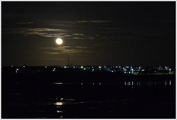 西嶼大月亮